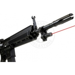 AIM Sports Universal Rifle Red Laser Sight - With Barrel Mounting Kit