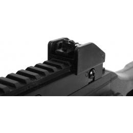 H&K Licensed S&T G36C Airsoft Metal Gearbox AEG CQB Carbine - BLACK