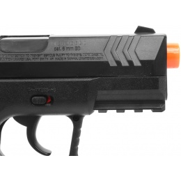 Umarex Combat Zone Enforcer CO2 Non-Blowback Compact Airsoft Pistol