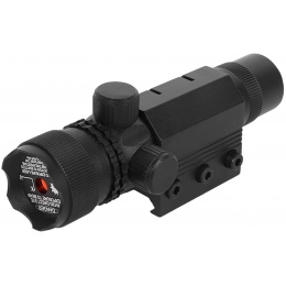 AIM Sports Tactical Green Laser w/ Weaver Mount and Pressure Switch