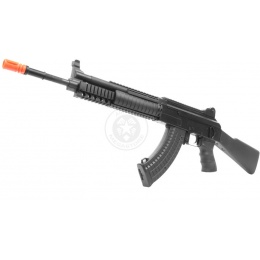 JG AKTR-08 RIS Custom Hybrid AK47 Full Metal Airsoft AEG Rifle