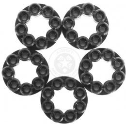 5X WG Airsoft 8-Shot Speedloader Shells/ Discs - For WG M704 / M705