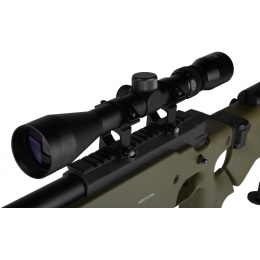 WellFire G96 Bolt Action AWP Airsoft Sniper Rifle w/ 3-9x40 Scope