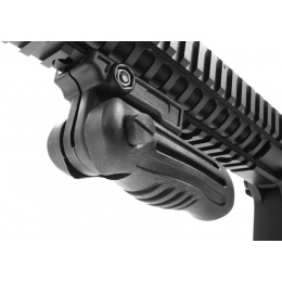 NcStar Tactical Ergonomic RIS Folding Airsoft Vertical Fore Grip