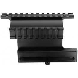AIM Sports Full Metal Tactical Double AK Side-Rail Optics Scope Mount