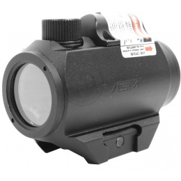 VISM 5-Intensity Micro Green Dot Sight w/ Integrated Red Laser