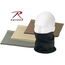 Rothco G.I. Issue Soft Polypropylene Neck Gaiter - BLACK