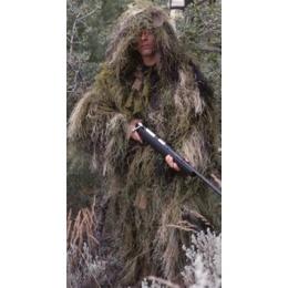 Rothco Lightweight Long Woodland Ghillie Suit Jacket - Medium/Large