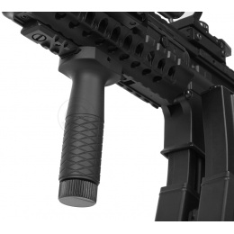AIM Sports Rubberized Vertical Foregrip - For All RIS/Weaver Rails
