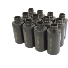 Set of 12 Hakkotsu Thunder B CO2 Replacement SoundFlash Grenade Shells
