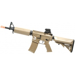SRC AMS Stryke Series SR15 Commando Carbine Airsoft AEG Rifle - TAN