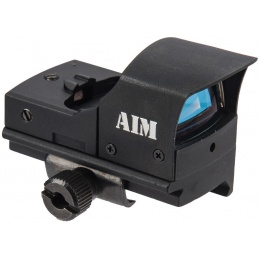 AIM Sports Precision Red Dot Sight w/ Auto Brightness Adjustment