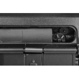 AMS-SRC Stryke Series SR15 X733 Carbine Airsoft AEG Rifle - BLACK