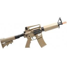AMS-SRC Stryke Series SR15 X733 Carbine AEG Airsoft Rifle - TAN