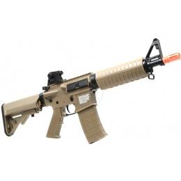AMS-SRC Stryke Series SR15 MK18 Carbine AEG Airsoft Rifle - TAN