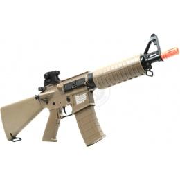 SRC AMS Stryke Series SR15-A3 Carbine Airsoft AEG Rifle - TAN