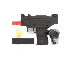 WellFire Micro UZI Machine Pistol Automatic Electric AEG Airsoft Gun