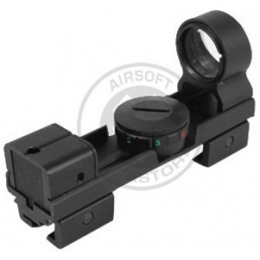 AIM Sports 1x25 Tactical Compact Red & Green Dot Sight