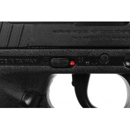 WG 24/7 Airsoft Spring Pistol w/ Accessory Rail w/ SlideLock Design