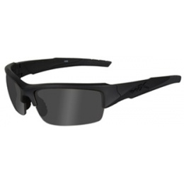 Wiley X Valor Changeable Tactical Ballistic Glasses - BLACK