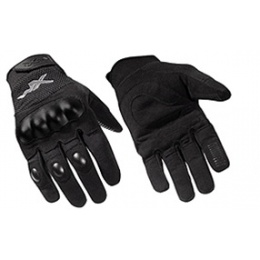 Wiley X DurTac Tactical Combat Gloves - BLACK