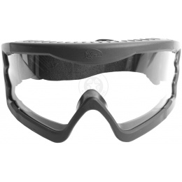 Hakkotsu X-Eye HD Wide-View Tactical Goggles - BLACK