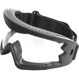 Hakkotsu X-Eye HD Wide-View Tactical Goggles - BLACK