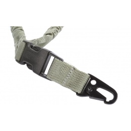 AMA OpSpec Hyper QD 1-Point Airsoft Bungee Sling - ACU
