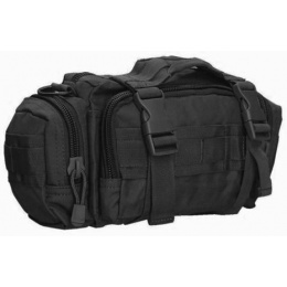 Condor Outdoor: Modular MOLLE Deployment Bag - BLACK