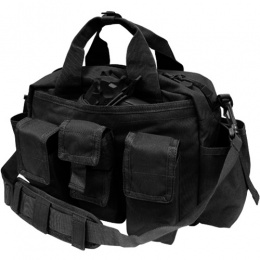 Condor Outdoor Tactical Response Bag w/ Universal Holster - BLACK