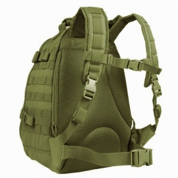 Condor Outdoor MOLLE Mission Pack w/ Water Bladder Compartment - OD