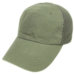 Condor Outdoor:  Tactical Team Mesh Operator Cap - OD
