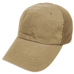 Condor Outdoor: Tactical Team Mesh Operator Cap - TAN