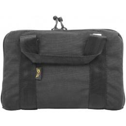 Flyye Industries 1000D Cordura Pistol Carry Bag (Medium) - BLACK
