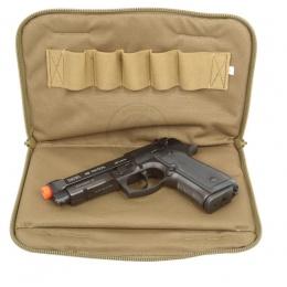 Flyye Industries Airsoft 1000D Tactical Pistol Bag - COYOTE BROWN