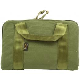 Flyye Industries 1000D Cordura Tactical Pistol Carry Bag (Medium) - OD