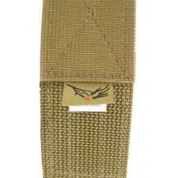 Flyye Industries Tactical Nylon 2.5 in. Duty Belt  - COYOTE BROWN