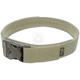 Flyye Industries Tactical Nylon 2.5 in. Duty Belt - RANGER GREEN