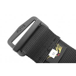 Flyye Industries Tactical Nylon BDU Belt - BLACK