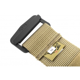 Flyye Industries Tactical Nylon BDU Belt - COYOTE BROWN