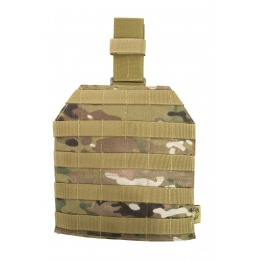 Flyye Industries Drop Leg MOLLE Panel - Genuine Multicam