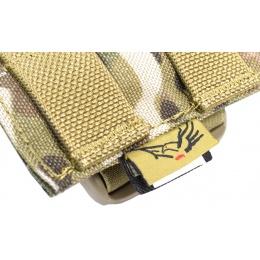 Flyye Industries Drop Leg MOLLE Panel - Genuine Multicam