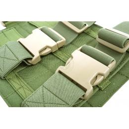 Flyye Industries Drop Leg MOLLE Panel - OD
