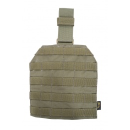 Flyye Industries Drop Leg MOLLE Panel - Ranger Green