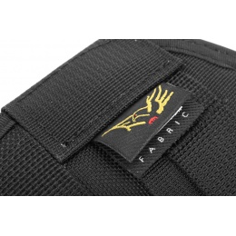 Flyye Industries Tactical Drop Leg MOLLE Pistol Holster - BLACK