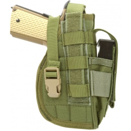 Flyye Industries MOLLE 1911 Pistol Holster (Right Handed) - OD