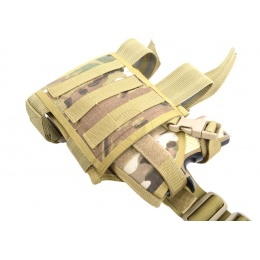 Flyye Industries Spec-Ops MOLLE Drop Leg Pistol Holster - MULTICAM