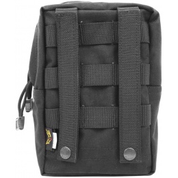 Flyye Industries MOLLE Vertical Accessory Pouch - BLACK