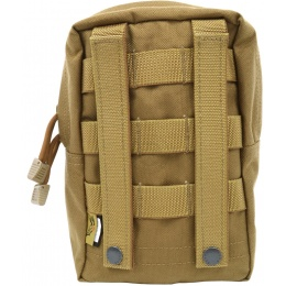 Flyye Industries MOLLE Vertical Accessory Pouch - Coyote Brown