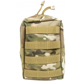 Flyye Industries MOLLE Vertical Accessory Pouch - Genuine Multicam